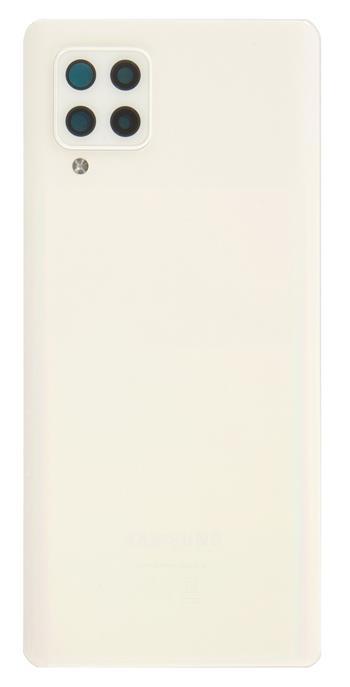 Samsung A426 Galaxy A42 5G Kryt Baterie White (Service Pack)