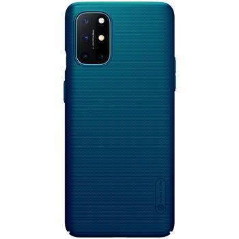 Nillkin Super Frosted Zadní Kryt pro OnePlus 8T Peacock Blue