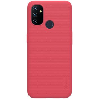 Nillkin Super Frosted Zadní Kryt pro OnePlus Nord N100 Bright Red
