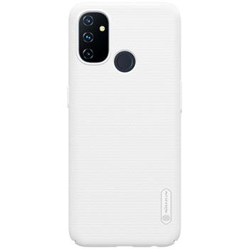 Nillkin Super Frosted Zadní Kryt pro OnePlus Nord N100 White