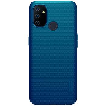 Nillkin Super Frosted Zadní Kryt pro OnePlus Nord N100 Peacock Blue