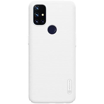 Nillkin Super Frosted Zadní Kryt pro OnePlus Nord N10 5G White