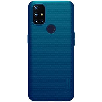 Nillkin Super Frosted Zadní Kryt pro OnePlus Nord N10 5G Peacock Blue