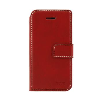 Molan Cano Issue Book Pouzdro pro OnePlus Nord N100 Red