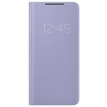 EF-NG996PVE Samsung LED View Cover pro Galaxy S21+ Violet