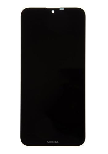 Nokia 2.3 Dotyková Deska + LCD Display Black