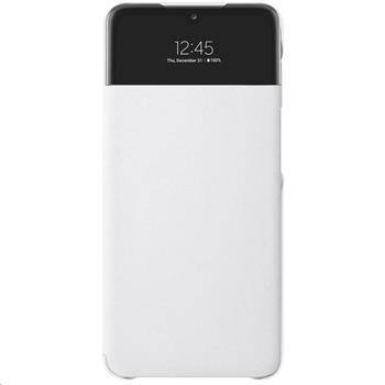 EF-EA326PWE Samsung S-View Pouzdro pro Galaxy A32 5G White