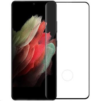 Nillkin Tvrzené Sklo 3D CP+ MAX Black pro Samsung Galaxy S21 Ultra