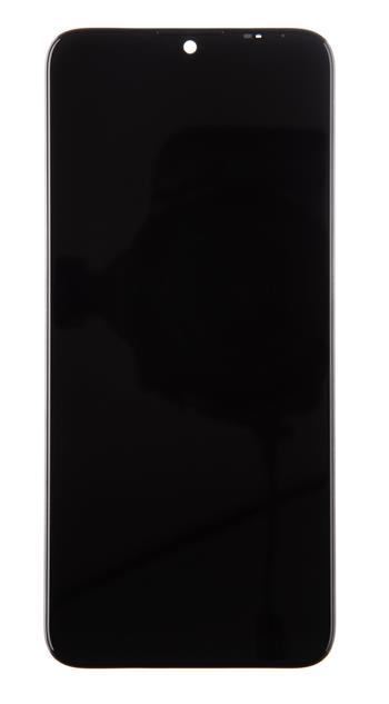 Motorola E7 2020 LCD Display + Dotyková Deska + Přední Kryt (Service Pack)