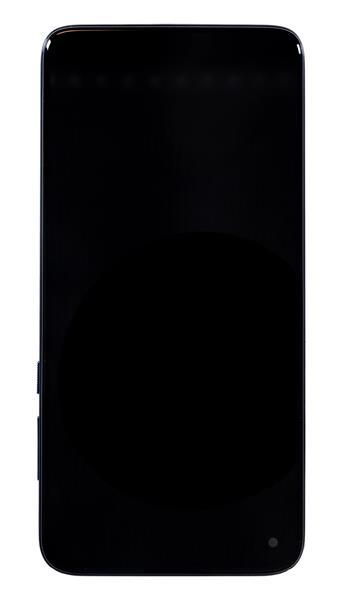 Motorola G8 Power LCD Display + Dotyková Deska + Přední Kryt  Blue (Service Pack)