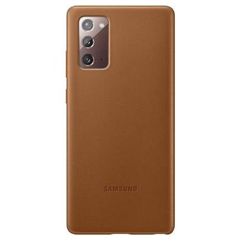 EF-VN980LAE Samsung Leather Cover pro N980 Galaxy Note 20 Brown (Pošk. Blister)