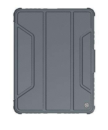Nillkin Bumper PRO Protective Stand Case pro iPad 10.9 2020/Air 4/Pro 11 2020/Pro 11 2021 Grey