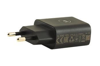 SA18C82733 Motorola USB 10W Cestovní nabíječka Black (Service Pack)