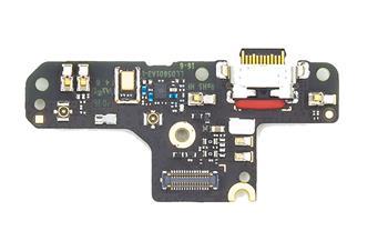 Motorola G9 Plus Deska vč. Dobíjecího Konektoru (Service Pack)