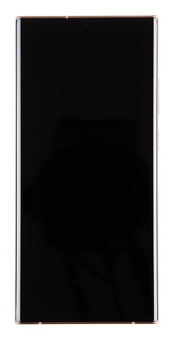 LCD display + Dotyk Samsung N986 Galaxy Note 20 Ultra White (Service Pack)
