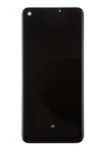 LCD Display + Dotyková Deska + Přední Kryt pro Realme 8 Pro (Service Pack)