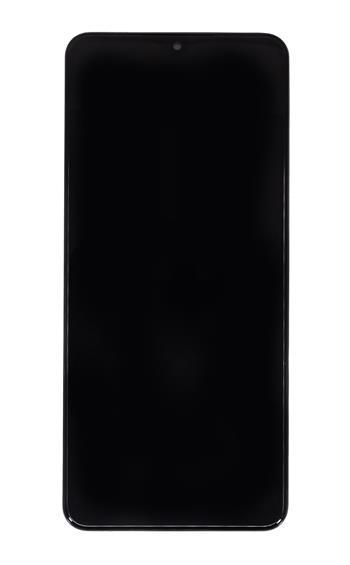 LCD Display + Dotyk Samsung M127F Galaxy M12 Black (Service Pack)