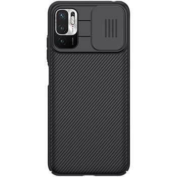 Nillkin CamShield Zadní Kryt pro Xiaomi Redmi Note 10 5G/POCO M3 Pro 5G Black
