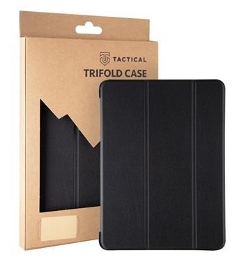 Tactical Book Tri Fold Pouzdro pro Samsung T730/T736/T970/T975 Galaxy Tab S7 FE 5G / S7+ 12.4 Black