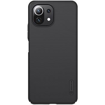 Nillkin Super Frosted Zadní Kryt pro Xiaomi Mi 11 Lite 4G/5G Black