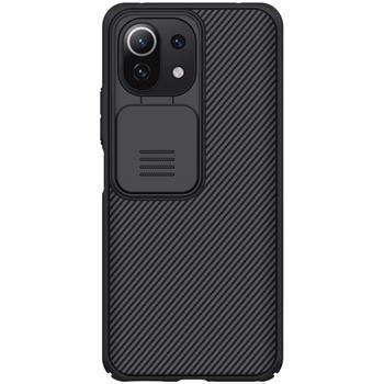 Nillkin CamShield Zadní Kryt pro Xiaomi Mi 11 Lite 4G/5G Black