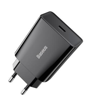 Baseus CCFS-SN01 Speed Mini Nabíječka USB-C 20W Black