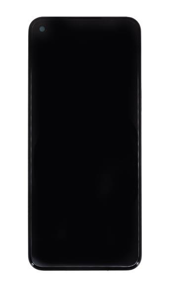 LCD Display + Dotyková Deska + Přední Kryt pro Realme 8 5G (Service Pack)