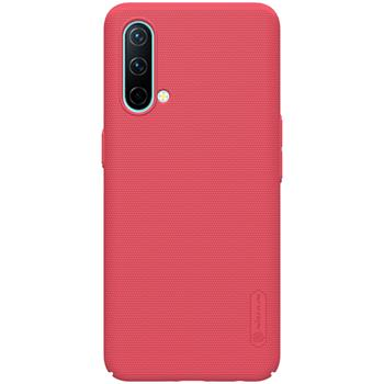 Nillkin Super Frosted Zadní Kryt pro OnePlus Nord CE 5G Bright Red