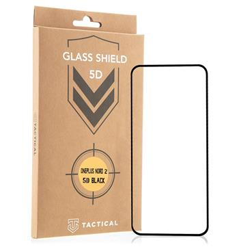 Tactical Glass Shield 5D sklo pro OnePlus Nord 2 Black